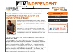 film independent interview